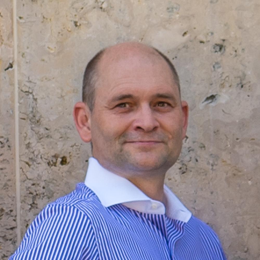 Firmengründer und Geschäftsführer von Hartmann Nagel Art